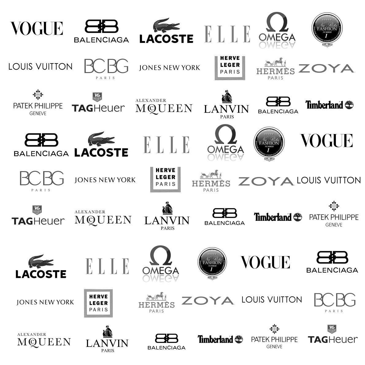 You Verify We Re Getting A Face Lift Best Clothing Brand Logos Latest Trend Fashion Famous